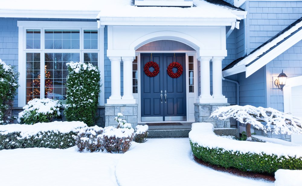 The Holidays Aren't Stopping Homebuyers This Year