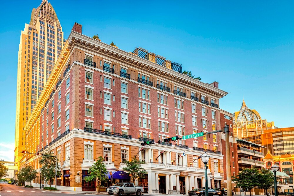 Mobile's Battle House Named America's 'Best Historic Hotel' for 2020