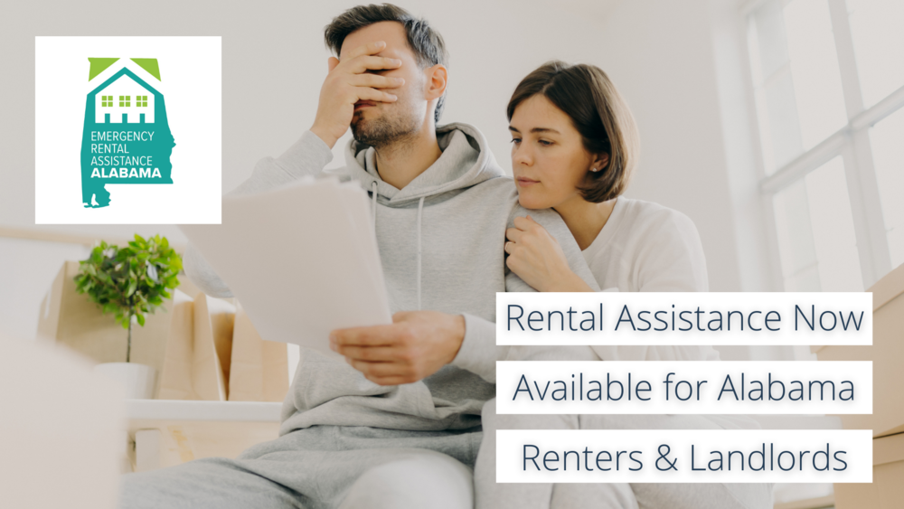 Rental Assistance Now Available for Alabama Renters & Landlords