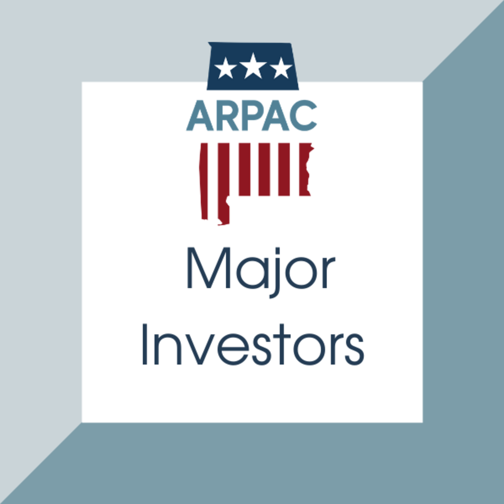 March ARPAC Major Investors