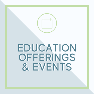 2021 Upcoming Education Offerings Report
