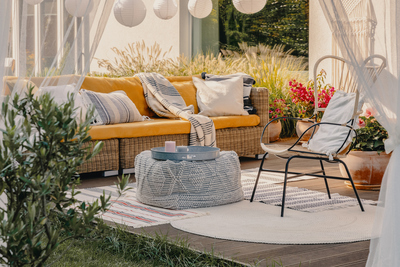 Beat the Bama Heat With Cool Summer Décor