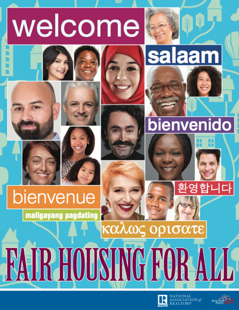 Alabama Realtors® Joins the Nation in Commemorating the Fair Housing Act in the Month of April