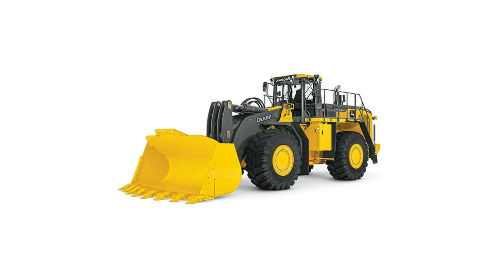 John Deere 944K Large Wheel Loader